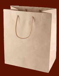 бумажные пакеты крафт в Воронеже с ручкой