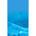 Мобильный Pop Up стенд «Промо 1х3 секции» в Воронеже