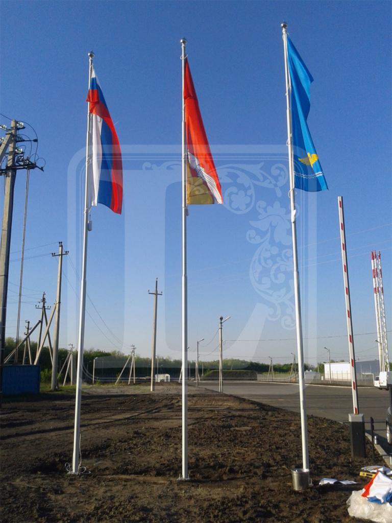 изготовление флагштоков Воронеж