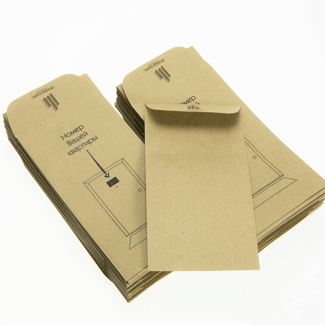 конверты с логотипом Воронеж
