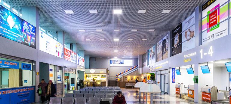 реклама-аэропорт-в-Воронеже