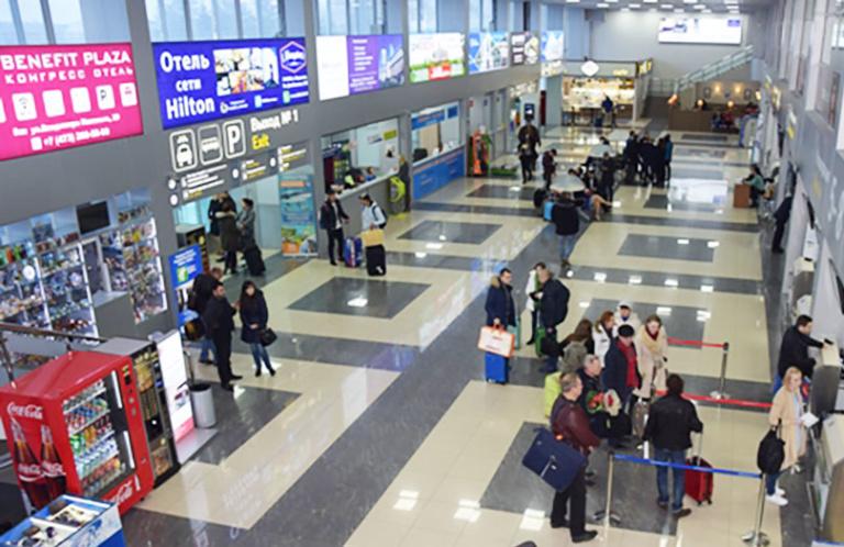 реклама-в-аэропорту