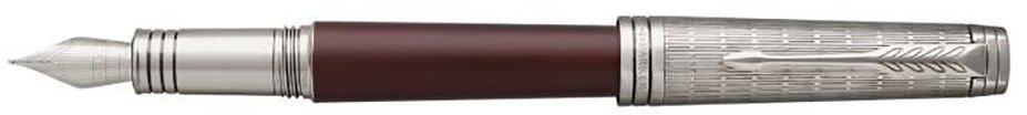 Перьевая ручка Parker Premier F567, Crimson Red RT в Воронеже