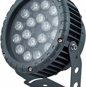 Светодиодный светильник ландшафтно-архитектурный Feron LL-885 85-265V 36W 2700K IP65