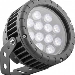 Светодиодный светильник ландшафтно-архитектурный Feron LL-883 85-265V 12W зеленый IP65