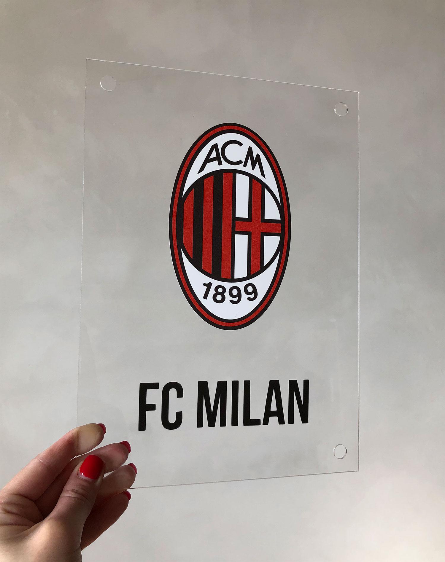 табличка-на-оргстекле-FC-MILAN