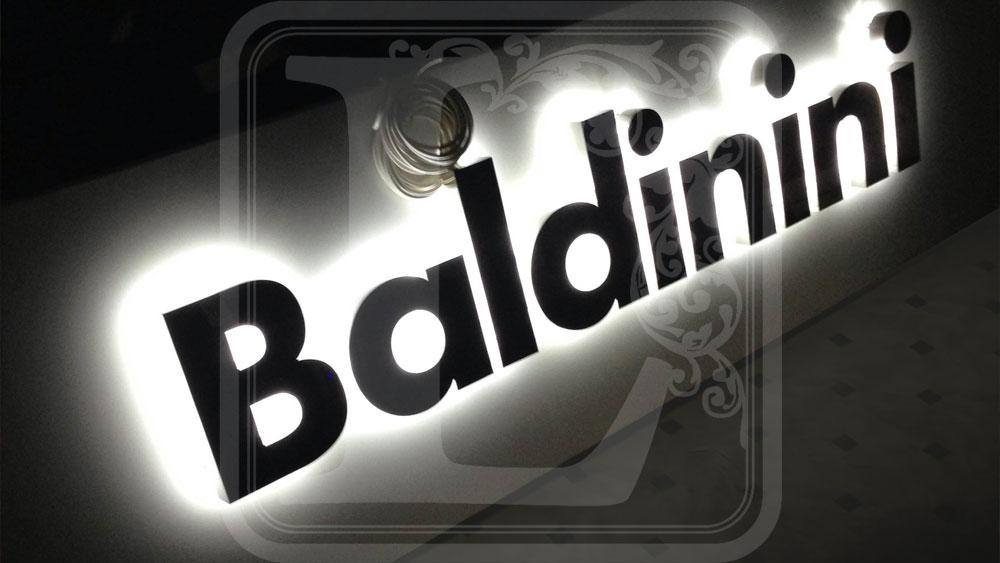 световые буквы baldinini воронеж